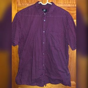 H&M Mens Casual Shirt
